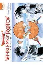 Dragon Quest - Emblem of Roto -10- Tome 10