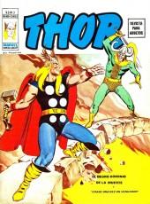 Thor (Vol.2) -3- El negro dominio de la muerte