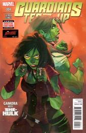 Guardians Team-Up (2015) -4- Gamora Meets She-Hulk