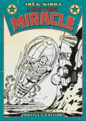 Mister Miracle (DC comics - 1971) -INT- Jack Kirby Mister Miracle Artist's Edition