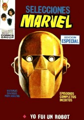 Selecciones Marvel -3- Yo fuí un robot