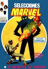 Selecciones Marvel -4- El mundo de las sombras