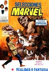 Selecciones Marvel -7- Realidad o fantasía