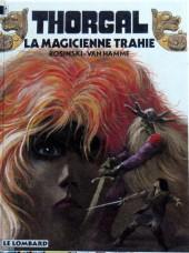 Thorgal -1c93- La Magicienne trahie