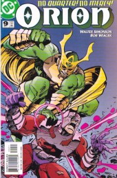 Orion (Simonson, 2000) -9- The electro death of honor!