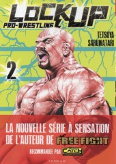 Lock Up - Pro-Wrestling -2- Tome 2