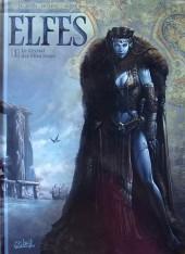 Elfes -1a2013a- Le crystal des elfes bleus
