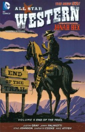 All Star Western (2011) -INT06- End of the Trail