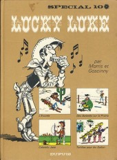 Lucky Luke (Intégrale Dupuis/Dargaud) -10a84- Spécial 10*