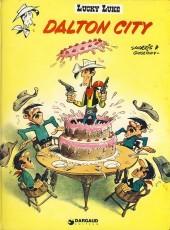 Lucky Luke -34d82- Dalton city