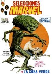 Selecciones Marvel -10- La cosa verde