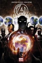 New Avengers (The) (Marvel Now!) -1- Tout Meurt