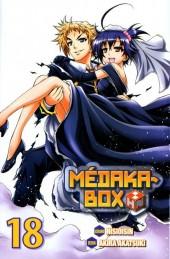Medaka-Box -18- Volume 18