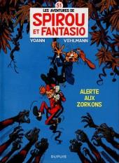 Spirou et Fantasio -51a2013- Alerte aux Zorkons