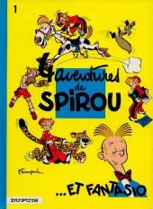 Spirou et Fantasio -1d1977- 4 aventures de Spirou... et Fantasio