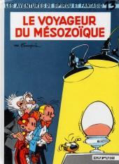 Spirou et Fantasio -13f01- Le voyageur du mésozoïque