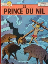 Alix -11a1979- Le prince du Nil