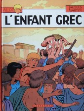 Alix -15a1981- L'enfant grec