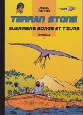 Terran stone -INT1- Guerriers borgs et t'zurs