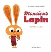 Monsieur Lapin -1- La carotte sauvage