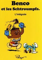 Les schtroumpfs -Pir- Benco et les Schtroumpfs