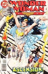 Wonder Woman (1987) -127- Transfiguration