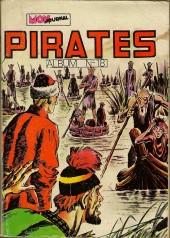 Pirates (Mon Journal) -REC18- Album n°18 (du n°79 au n°81)
