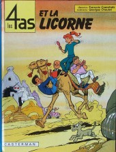 Les 4 as -18a1981- Les 4 as et la licorne