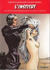 Les aventures sexuelles de Lilian et Agathe -2- L'institut