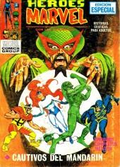 Héroes Marvel (Vol.1) -2- Cautivos del Mandarín