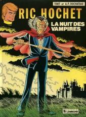 Ric Hochet -34a85- La nuit des vampires
