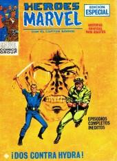 Héroes Marvel (Vol.1) -4- ¡Dos contra Hydra!