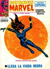 Héroes Marvel (Vol.1) -5- Llega la Viuda Negra