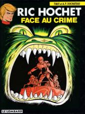Ric Hochet -38a98- Face au crime