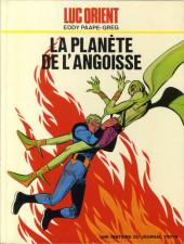 Luc Orient -4- La planète de l'angoisse