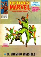 Héroes Marvel (Vol.1) -8- El enemigo invisible