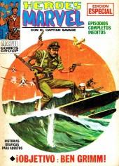Héroes Marvel (Vol.1) -9- ¡Objetivo: Ben Grimm!