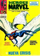 Héroes Marvel (Vol.1) -10- Nueva crisis