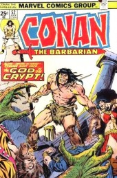 Conan the Barbarian Vol 1 (Marvel - 1970) -52- The altar and the scorpion!