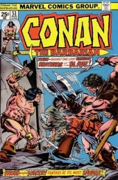 Conan the Barbarian Vol 1 (Marvel - 1970) -53- Brothers of the blade!
