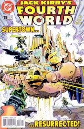 Jack Kirby's Fourth World (1997) -19- Supertown... resurrected