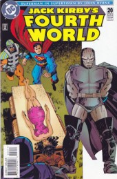 Jack Kirby's Fourth World (1997) -20- The gods themselves