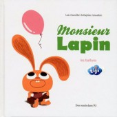 Monsieur Lapin -3- Les ballons