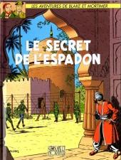 Blake et Mortimer (Les Aventures de) -2c2008- Le Secret de l'Espadon - Tome 2