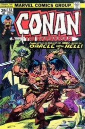 Conan the Barbarian Vol 1 (Marvel - 1970) -54- The oracle of ophir!