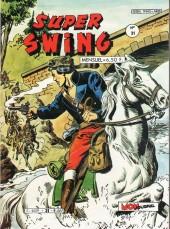 Super Swing -31- Le mystère de la grande ourse