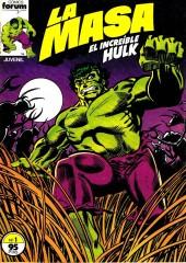 Masa (la) (El increíble Hulk - Forum) -1- Círculo Vicioso