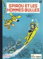 Spirou et Fantasio -17e86- Spirou et les hommes-bulles