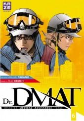 Dr. DMAT -6- Tome 6
