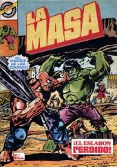 La masa (¡el increíble Hulk! - Bruguera) -1- ¡El eslabón perdido!